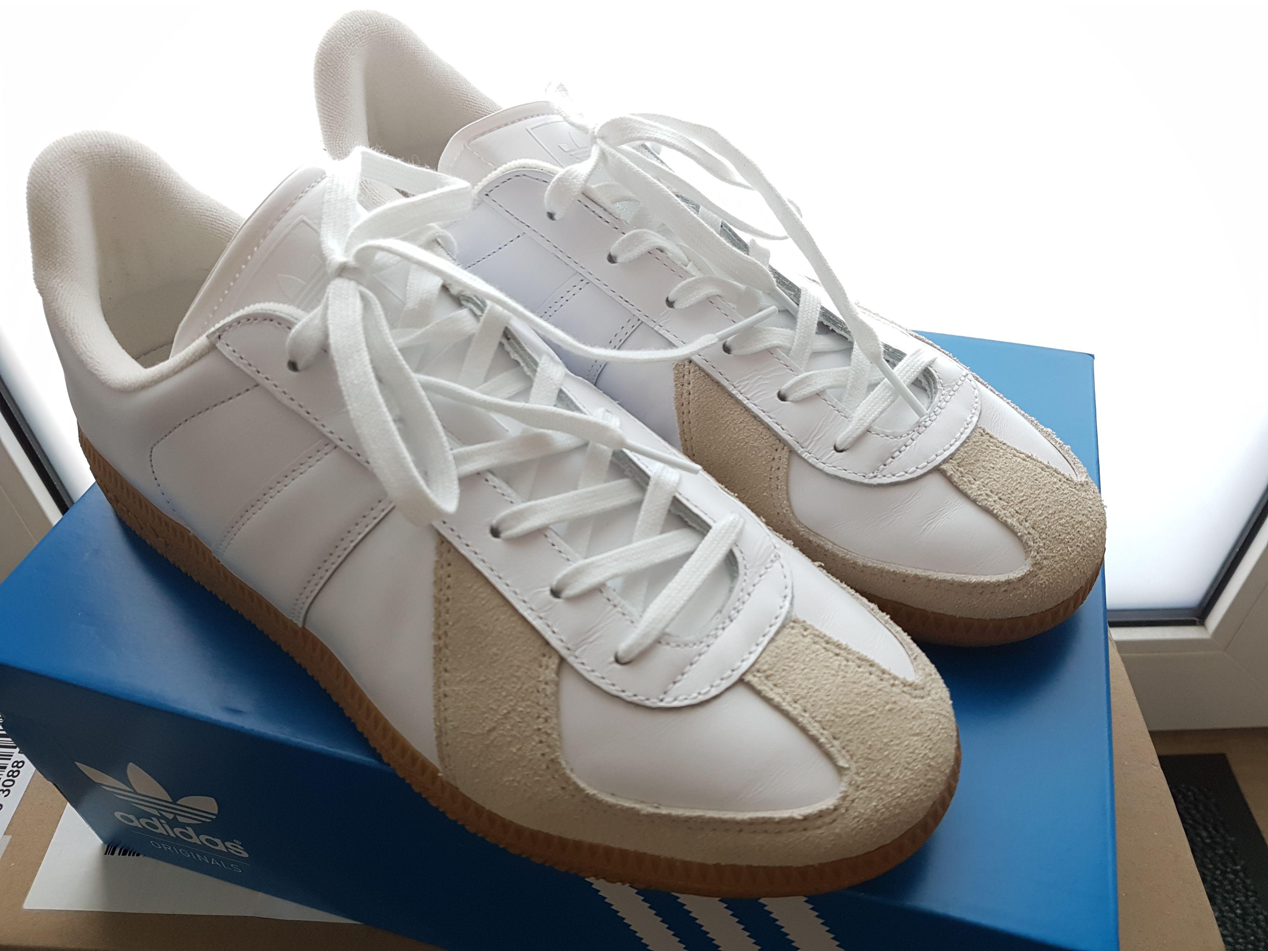 [Initial Impression] Adidas BW Army Shoe (GAT) #styled247