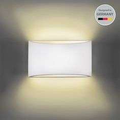 Wandleuchte Wand Lampe Strahler Spot Flur Licht Weiss Wohnzimmer  Beleuchtung LED | Möbel U0026