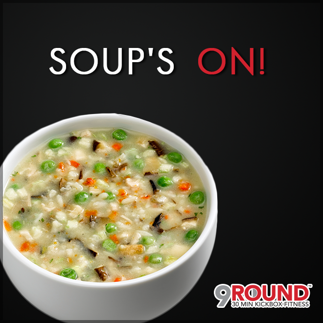 It's the FIRST day of fall and we can't think of a BETTER way to start the season off than with a delicious, HEALTHY soup recipe, brought to you by our 9Round Nutrition Coach, Dr. Rick Kattouf, II.Now that summer is over and cooler weather is on the horizon, there's nothing better than a warm bowl of soup.So today we're featuring a soup recipe that can be made two different ways and that can be an excellent addition to your daily nutrition!Recipe: http://on.fb.me/1KRbrlX#9RoundOrangeville