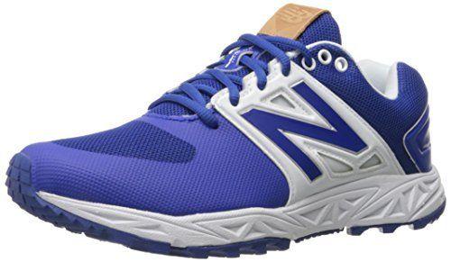 New Balance Men's 3000v3 Baseball Turf Shoes, Royal/White - 8.5 D(M) US