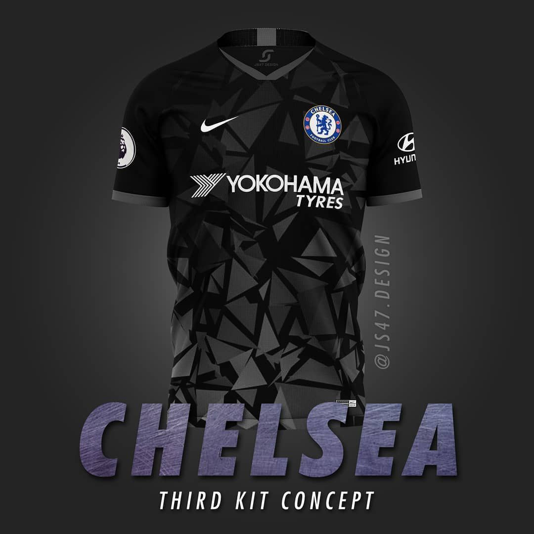 Chelsea 3rd Kits Concept Chelseafc X Nikefootball What Do You Think About This Design Please Chelsea 3rd Kits Con Soccer Shirts Shirt Designs Football Kits