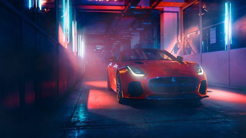 Jaguar F Type 2019 Cars Luxury Cars 4k Horizontal Jaguar F Type Car Wallpapers Jaguar Jaguar car wallpaper for pc