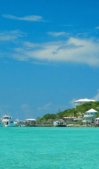 Staniel Cay Yacht Club, Exumas (boutique hotel and marina