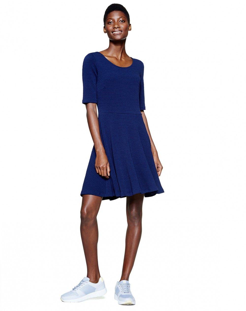 timeless design 58bf9 2478f Abito maniche corte - VESTITI - DONNA | Fashion | Vestiti ...