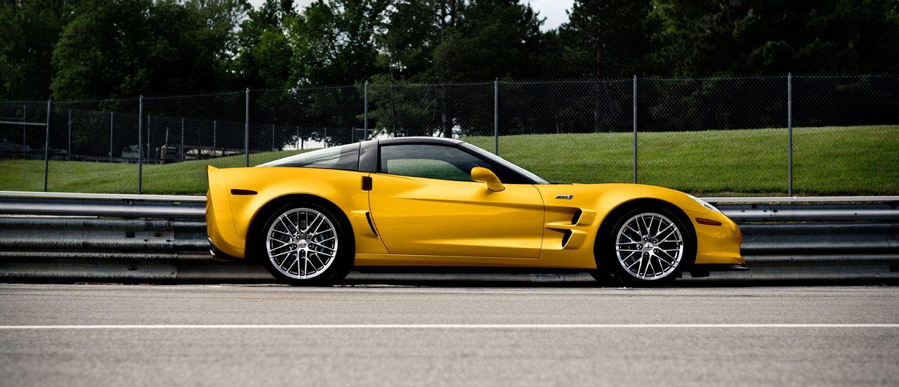 2013 Corvette ZR1! 638 HP, 060 in 3.4 seconds. Can be