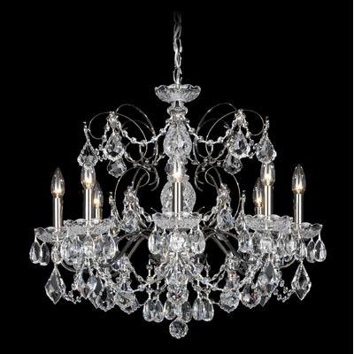 Schonbek century 8 light chandelier lighting pinterest bedroom todays schonbek chandelier is tomorrows heirloom century features a lavish array of crystal and an elaborately cut crystal column aloadofball Choice Image