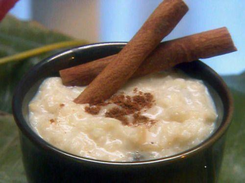 Arroz con Leche (Cuban Rice Pudding) #cubanrice Barbara's Cuban Food - Arroz con Leche (Cuban Rice Pudding) #cubanrice