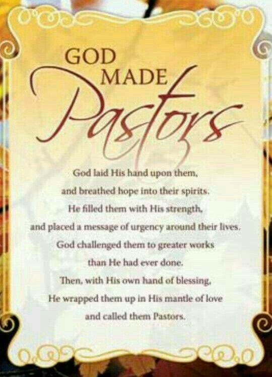 Pin by Merri Mary on special days and times | Pastor ...