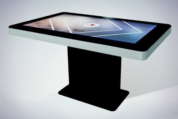 Table Tactile Zyon Table Tactile Table Interactive Mobilier
