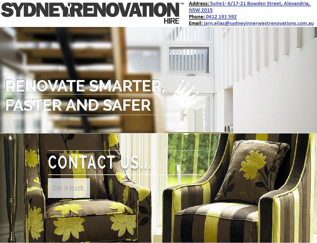 Sydney Inner West Renovations is a go-to authority for ...