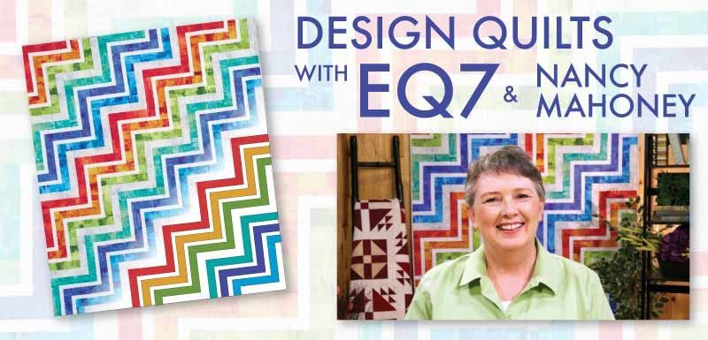 Quilt Design With Electric Quilt And Nancy Mahoney Electric Quilt Quilting Designs Quilt Block Patterns Free