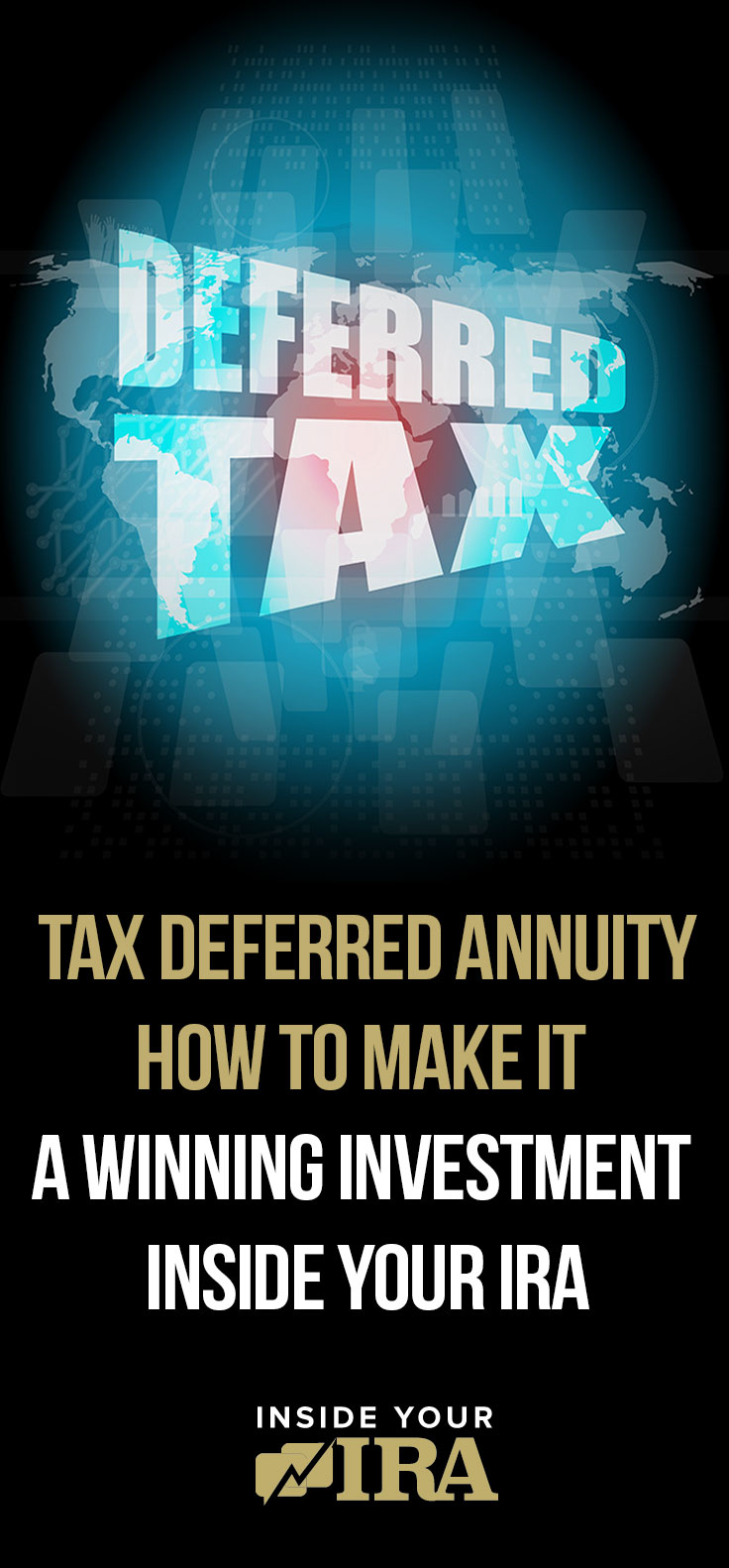 tax deferred annuity ira invest pinterest