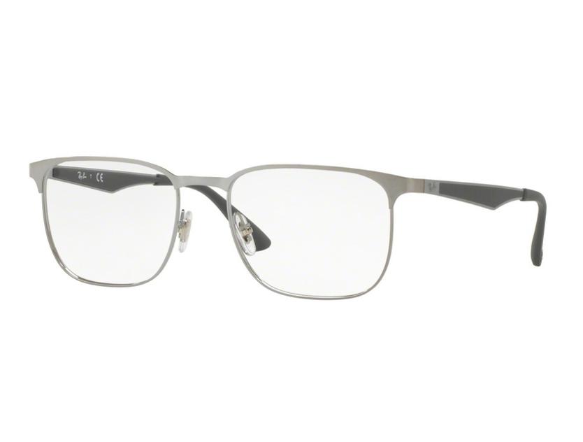 Óculos de Grau Ray Ban Masculino RB6363 2553 Tam.54   Óculos d05675f2ef