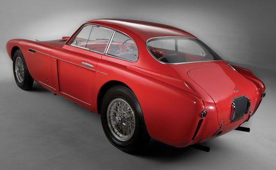 1952 Ferrari 340 Mexico | Lampredi V12, 4,101 cm³ | 280 hp | Design: Giovanni Michelotti, Vignale