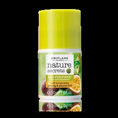 Nature Secrets Ginseng & Passionhedelmä -antiperspiranttirolli