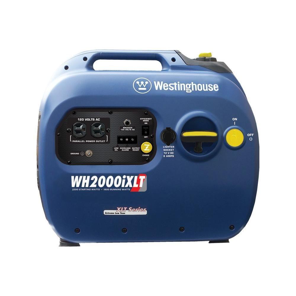 Westinghouse 2,200/1,800-Watt Gasoline Powered Digital