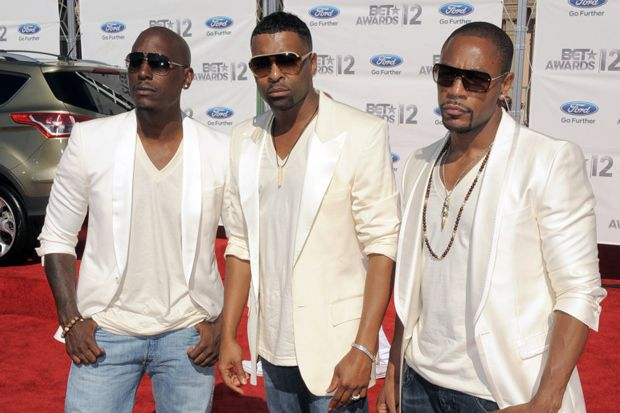 tgt | ... Media House: The Originals (Tyrese, Ginuwine, Tank) Talk TGT Album