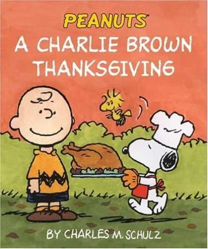 charlie brown thanksgiving apos - 417×500