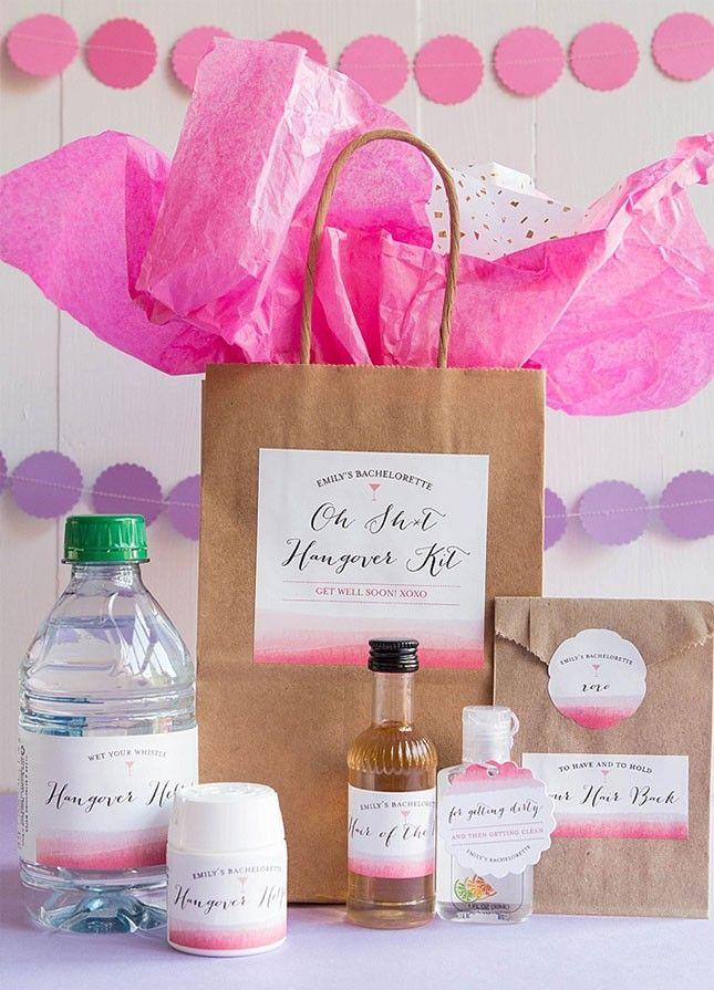 14 bangin bachelorette party favors to buy or diy pinterest hen