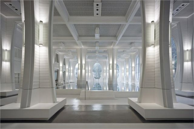 Domenique Mora : Spa And Wellness Architecture | Spa And Wellness ...