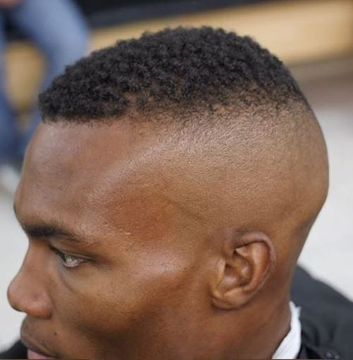 Military Haircuts For Black Men 9
