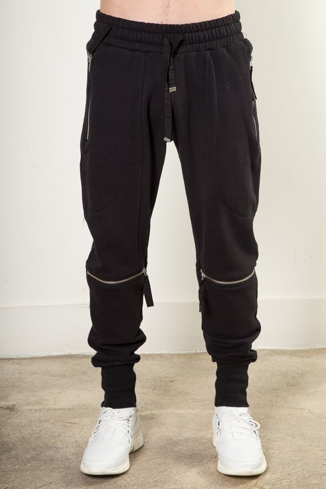 Blood Brother Cycle Jogger Sweatpants Black