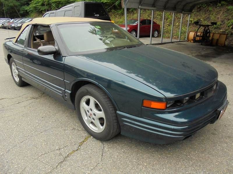 This 1995 Oldsmobile Cutlass Supreme Is Listed On Carsforsale Com For 6 995 In Springfield Vt This Oldsmobile Oldsmobile Cutlass Oldsmobile Cutlass Supreme