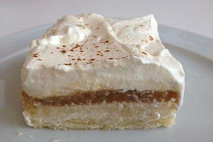 Apfelmus Schmand Kuchen Kochen Backen Kuchen Blechkuchen