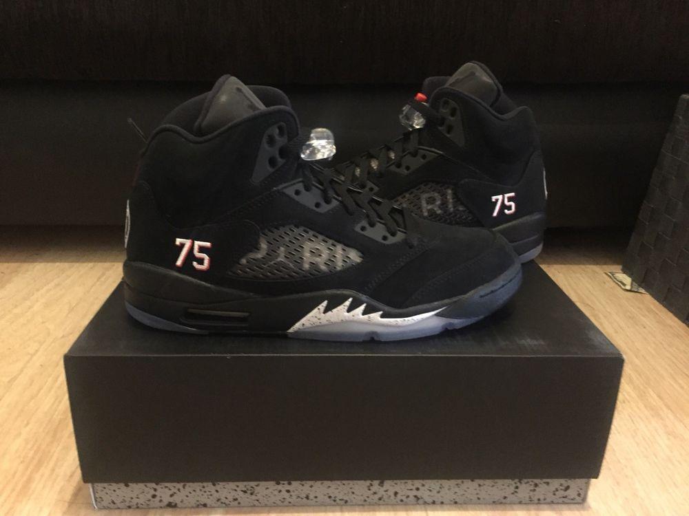 sports shoes bec7a ff30a Air Jordan 5 Retro BCFC PSG AV9175-001 Mens Size 9 Paris Saint-Germain   fashion  clothing  shoes  accessories  mensshoes  athleticshoes (ebay link)