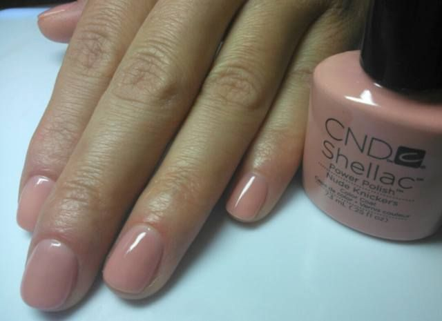 Brush up and Polish up!: CND Shellac Intimates Collection 2013