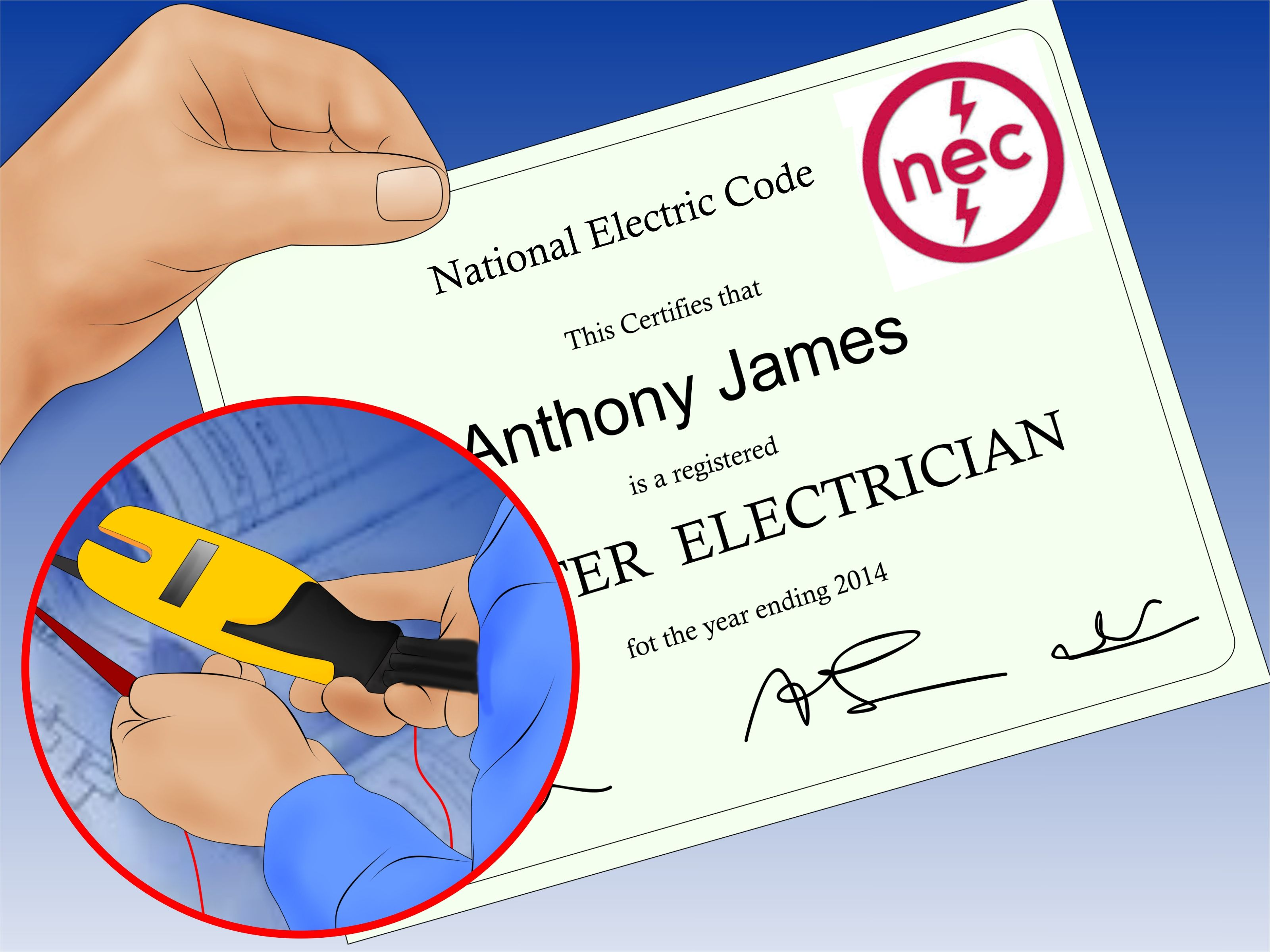 Become a Licensed Electrician | Electrical certificate ...