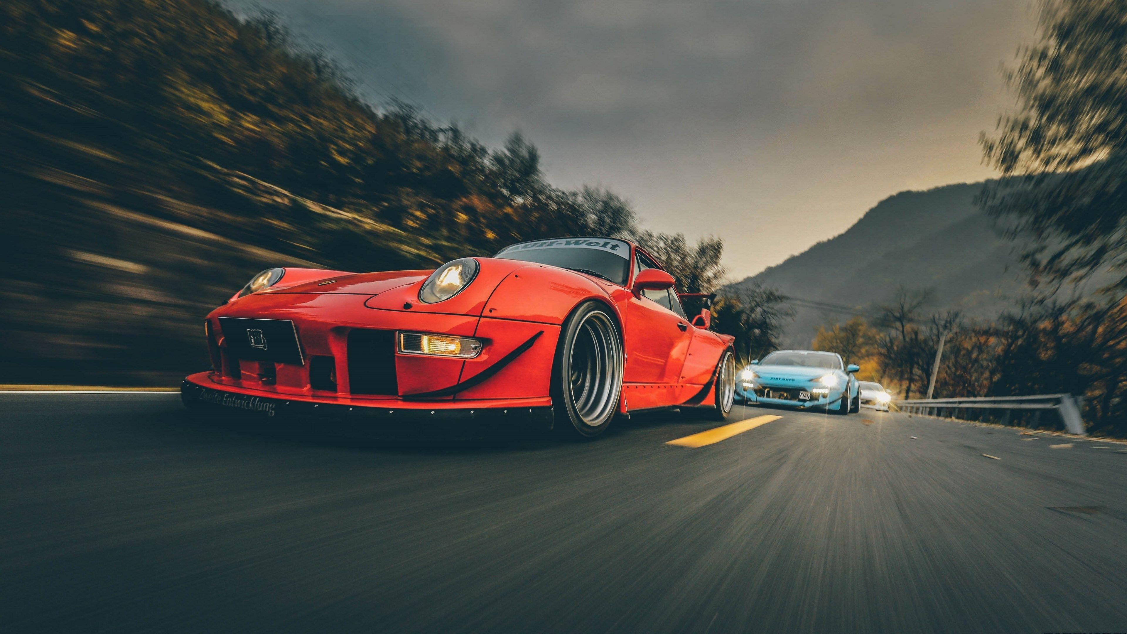 4k Wallpaper On Hd 3840x2160 Porsche 911 Turbo Porsche 911 Old Porsche 911