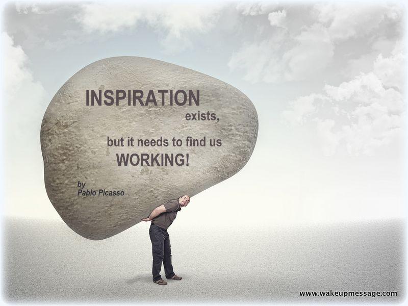 Picasso / Inspiration