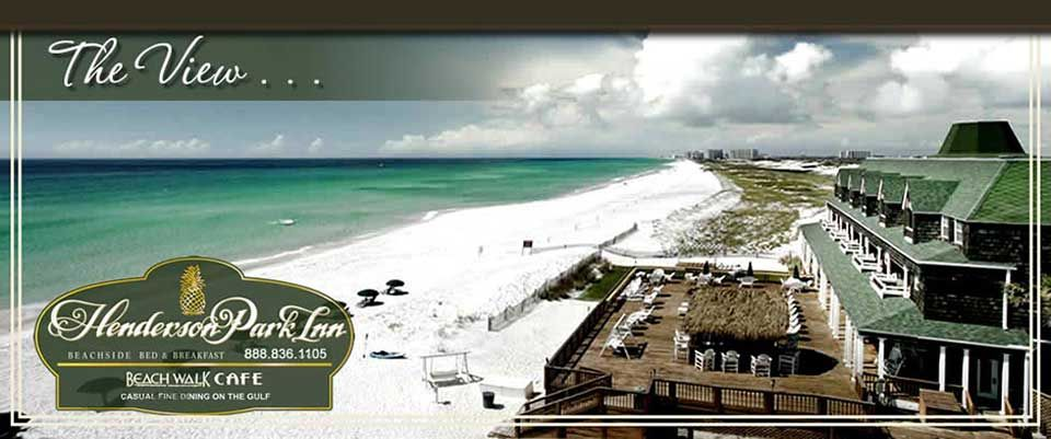 fabb2224485ce Beautiful Ocean Views at Henderson Park Inn in Destin