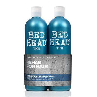 Tigi Bed Head Urban Antidotes Recovery Tween Shampoo Conditioner Duo 2 X 750ml Special Buy Shampoo And Conditioner Bed Head Shampoo Shampoo