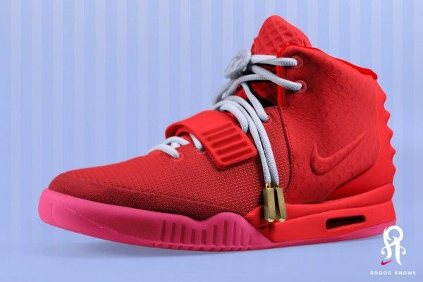 Nike Air Yeezy 2 Red October Release Date