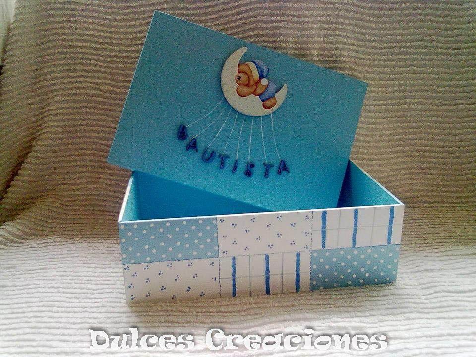 Cajas de madera pintadas a mano para bebes buscar con - Cajas decoradas a mano ...