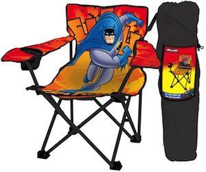 Batman Kids Folding Camping Chair