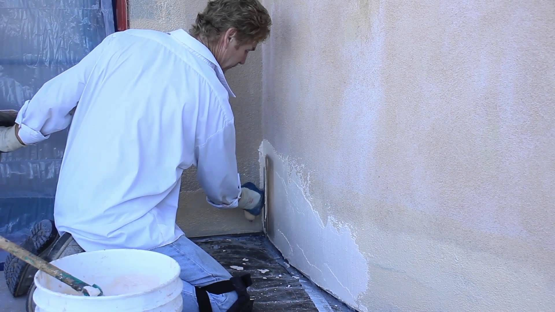 How To Plaster Over Exterior Wood Lath Walls - Kirk