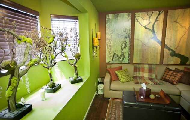 Psychotherapy Office Decorating Ideas
