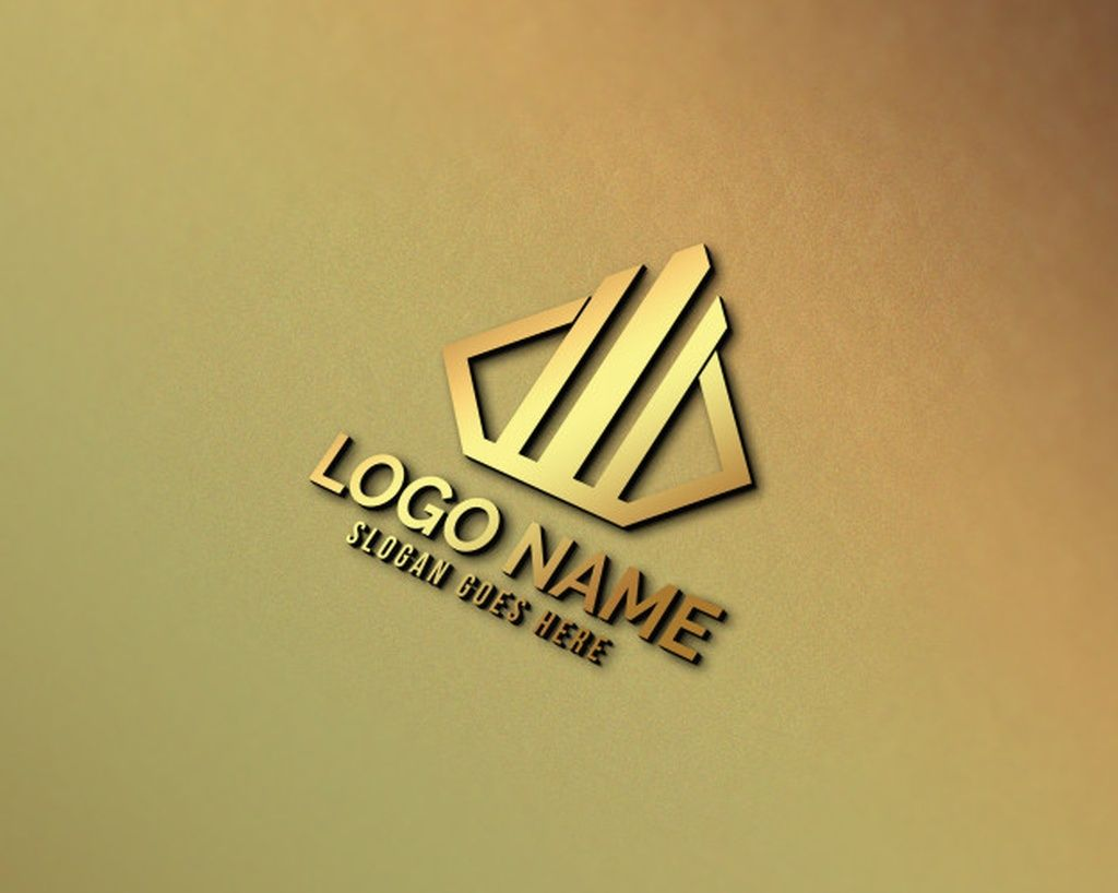 Download Realistic Logo Mockup Psd Free Download Yellowimages