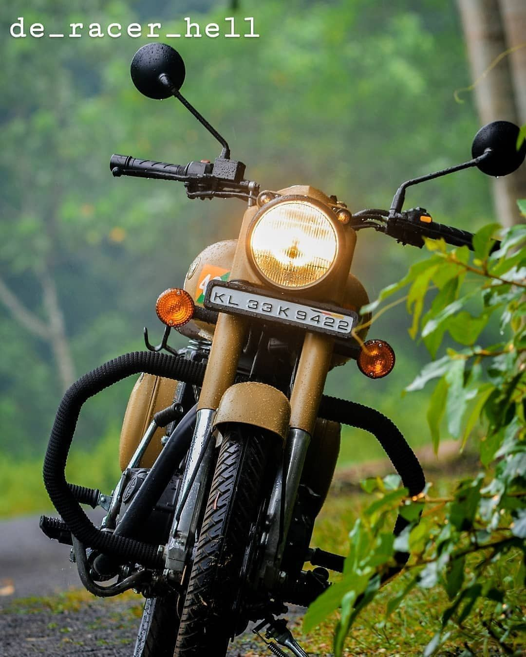 Royal Enfield Bullet Clubz Picoftheday Bulletclubz Royalenfield