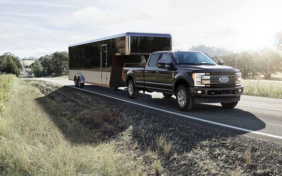 2017 Super Duty Pickup Ford Full Size Trucks Ford Super Duty