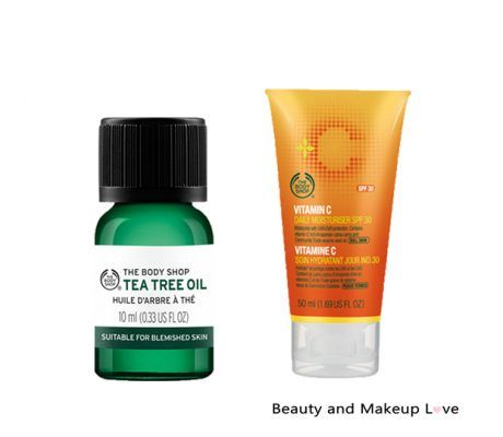 Best Body Shop Products For Acne Best Body Shop Products Body Shop Tea Tree Oil The Body Shop