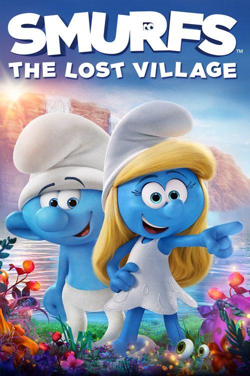 Smurfs The Lost Village Lost Village Smurfs Animated Movies