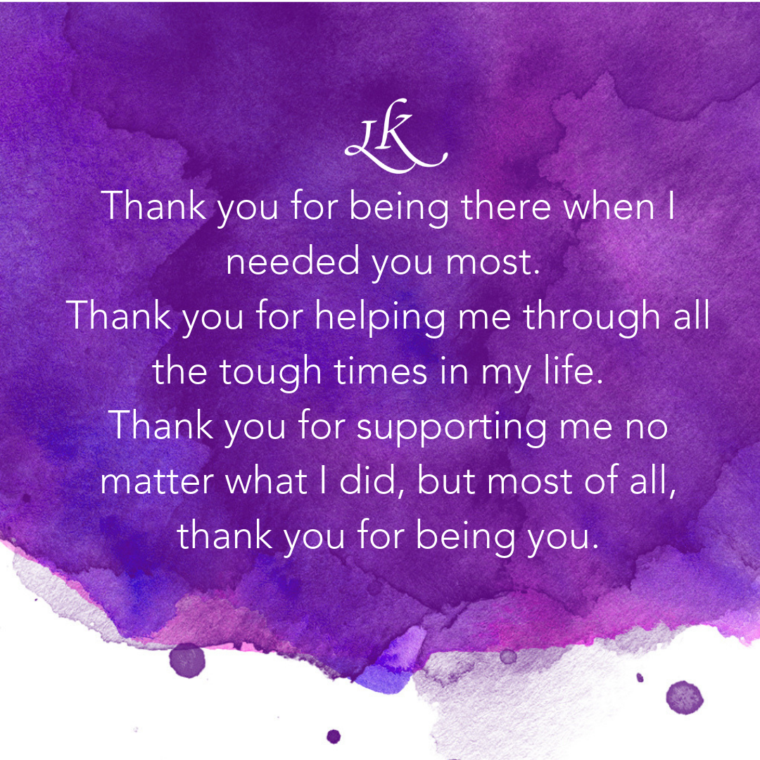 Thank You For Being There Thank You Quotes For Friends Be Yourself Quotes Thank You Quotes For Support