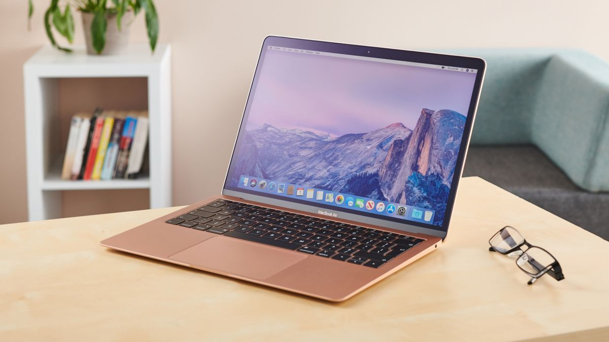 Apple Macbook Air 2019 Reviewtechradar The New Macbook Air 13 Inch Is The Cheapest Way To Get Your Hands On A Macbook Air Deals Macbook Air New Macbook Air