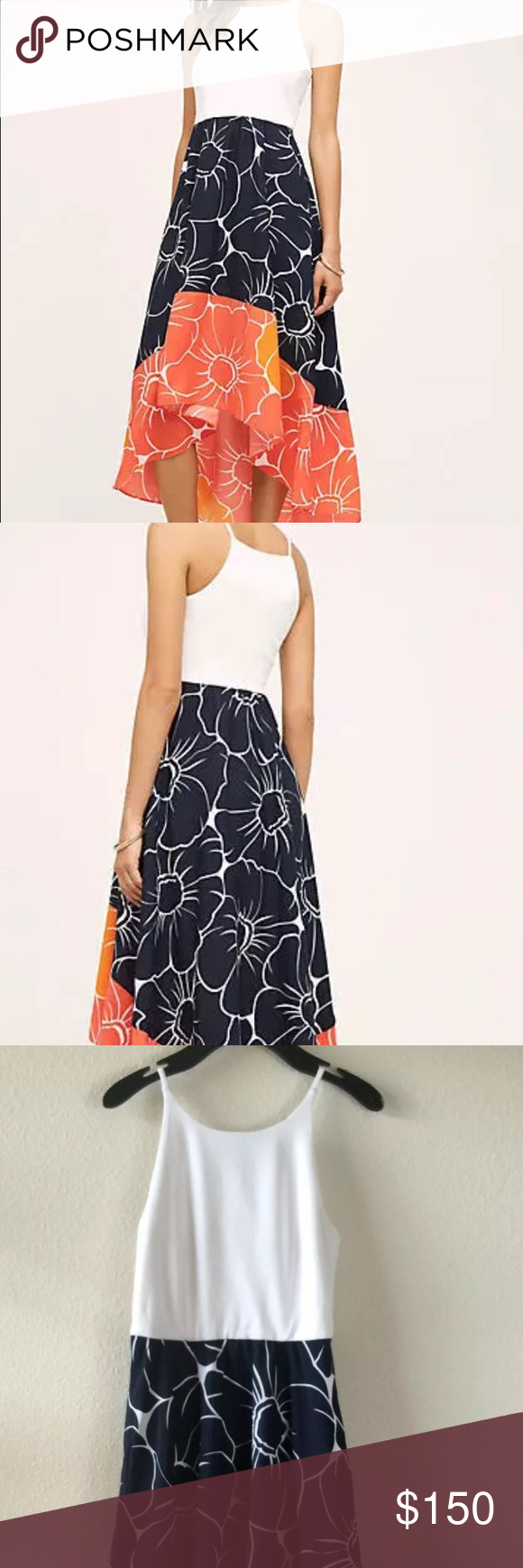 dfd83724da2a Hutch Anthropologie hi low dress sz large nwt Brand new with Anthropologie  tags! Size large. Gorgeous dress!! Anthropologie Dresses High Low