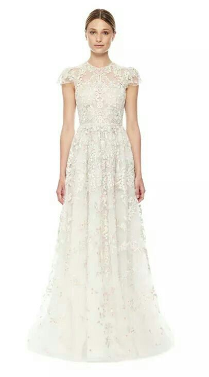 Wedding dress by Valentino