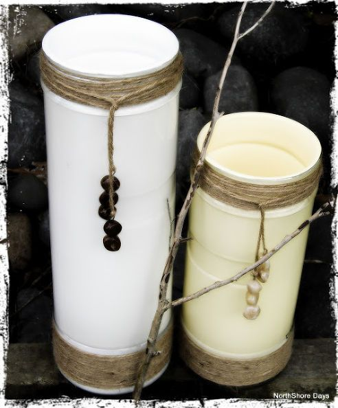 pasta canisters to gorgeous vases, crafts